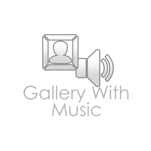 Gallery With Music